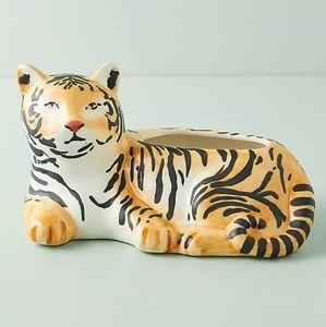 NWT Leah Reena Goren Tiger Vase Planter